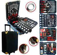 Набор инструментов 399 предмета в Алюминиевом чемодане, фото 1