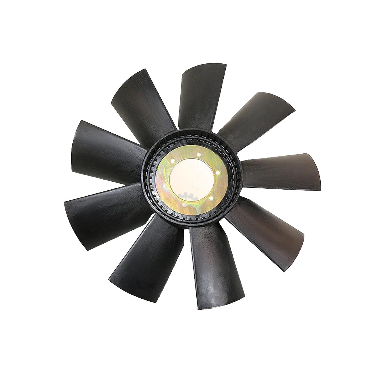 Крыльчатка вентилятора 710мм. Евро-2 ( 11 лопастей ) голая