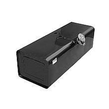 Бак 250л. 1360(L)х400(H)х490(B) полуоборотная крышка / КМЗ 5320-1101010