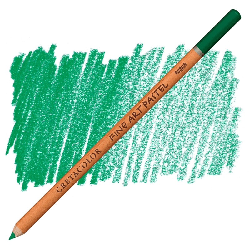 Олівець пастельний Зелений листовий Cretacolor