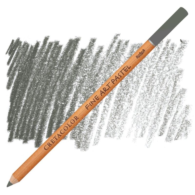 Карандаш пастельный Cretacolor черно-серый (9002592872363)