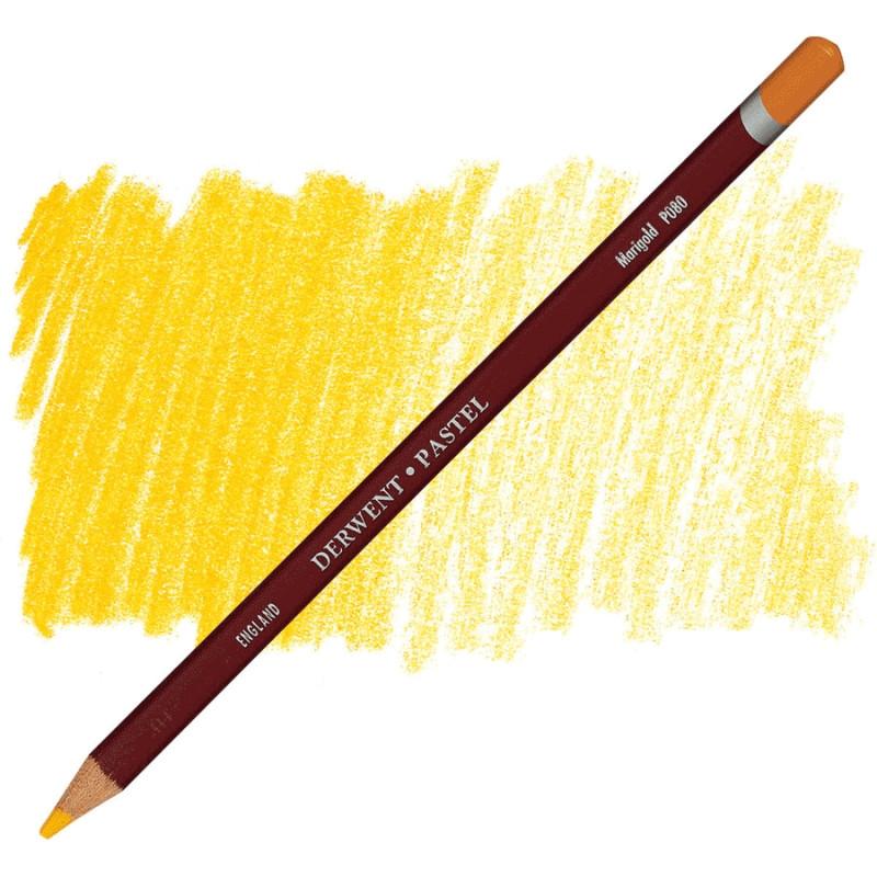 Пастельний олівець Pastel P080 Оранжево-золотистий Derwent