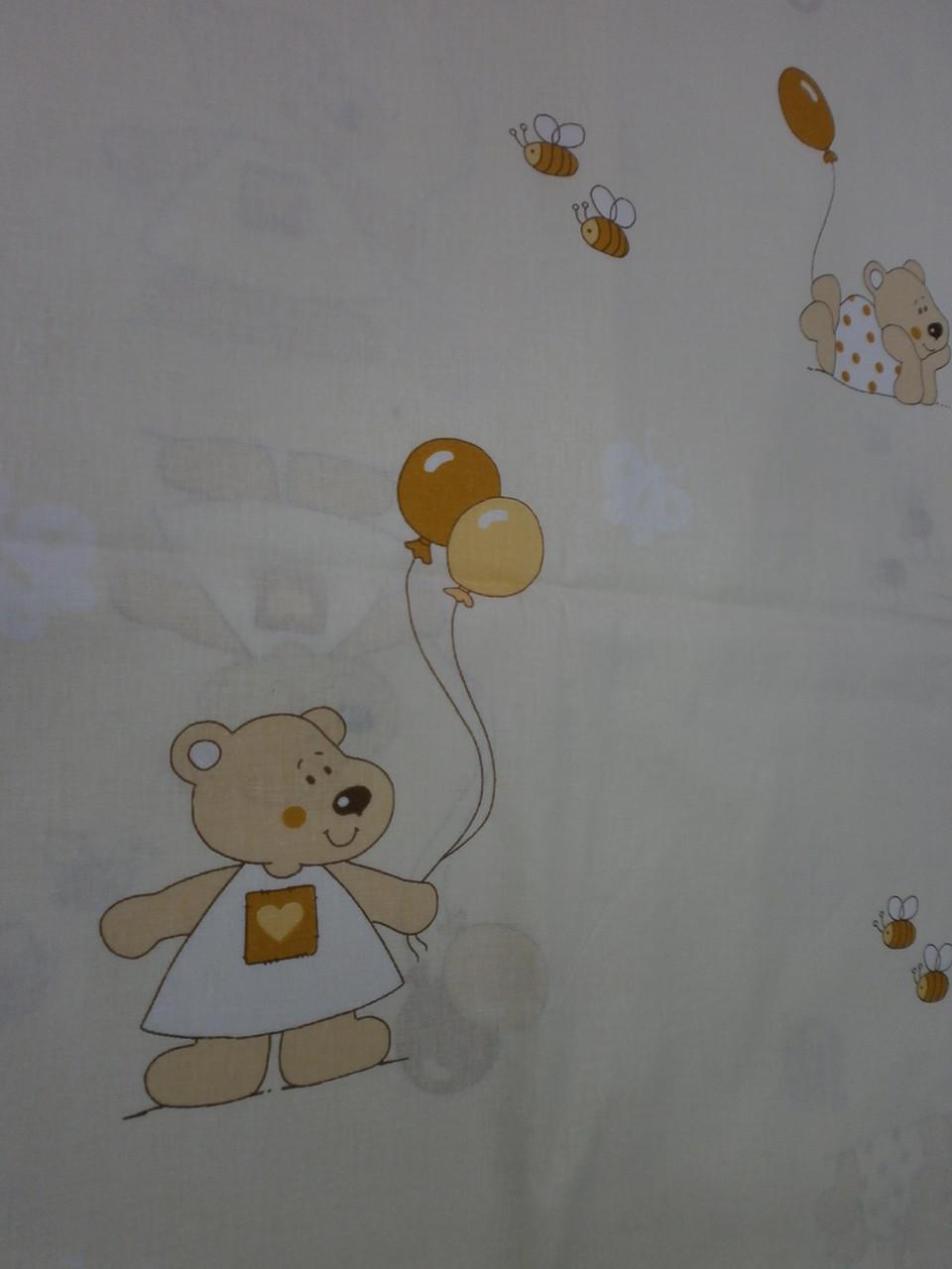 Детское постельное белье МИШКИ