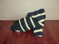 """Вязаный свитер для собаки с капюшоном """"Арни"""""""