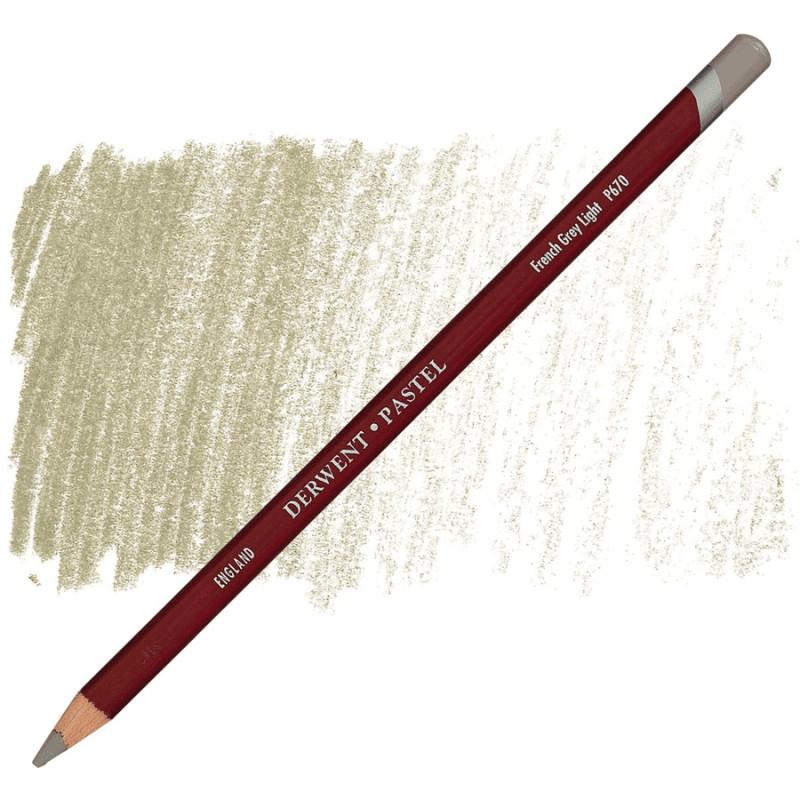 Пастельний олівець Pastel P670 Французький сірий світлий Derwent