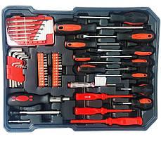 Набор инструментов 399 предмета в Алюминиевом чемодане, фото 3