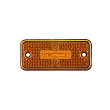 Габаритний ліхтар светодиодый Жовтий 24v 3LED NOKTA