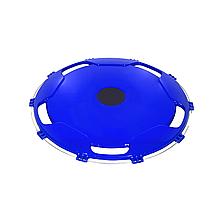 Ковпак пластиковий на заднє колесо 22,5 Синій