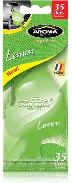 Ароматизатор Aroma Leaf - LEMON