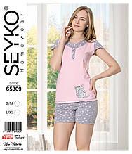 Пижама с шортами, Miss Victoria