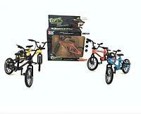 Фингербайк велосипед модель для пальцев рук в подарочной упаковке