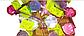 Блестки кондитерские  5 г салатовые глитер, фото 4
