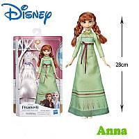 Кукла Анна с дополнительным нарядом Холодное сердце Disney Frozen Hasbro E5500