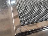Многоразовый алюминиевый жироулавливающий фильтр, фото 5