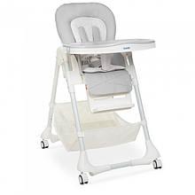 Детский стульчик для кормления складной 3822 GRAY