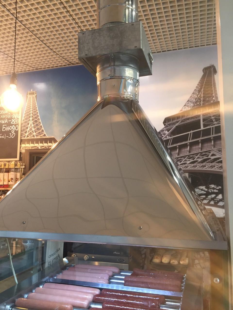 металевий жироуловлювальний фільтр купити