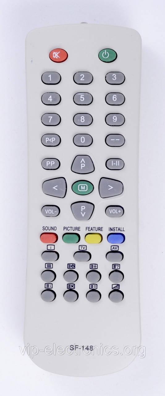 Пульт Rainford  RC2040 (TV) з ТХТ mini