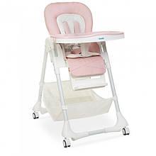 Детский стульчик для кормления 3822 BABY PINK