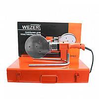 Паяльник плоский WEZER CF-110-В Ø 75-110 1200Вт