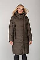 Женская демисезонная удлиненноая куртка-пальто Пандора, 46-56 размеры TM MioRichi, 50 р., выбор цвета