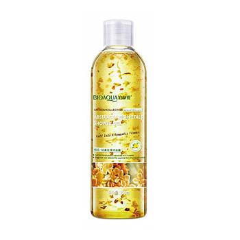 Гель для душа BIOAQUA Abstract Fresh Petals Shower Gel 250 мл Золотой Османтус увлажняющий