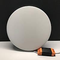 Світильник LED врізний Sundy PB 24-R 24W, фото 1