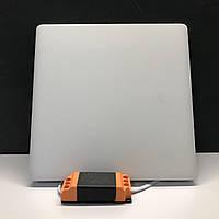 Светильник LED врезной Sundy PB 24-S 24W, фото 1