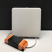Світильник LED врізний Sundy PB 24-S 12W, фото 1