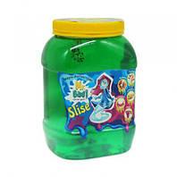 """Лизун-антистресс """"Mr. Boo с фимо"""", 1000 г (зеленый), Окто, лизуны,товары для творчества,игрушки товары для"""