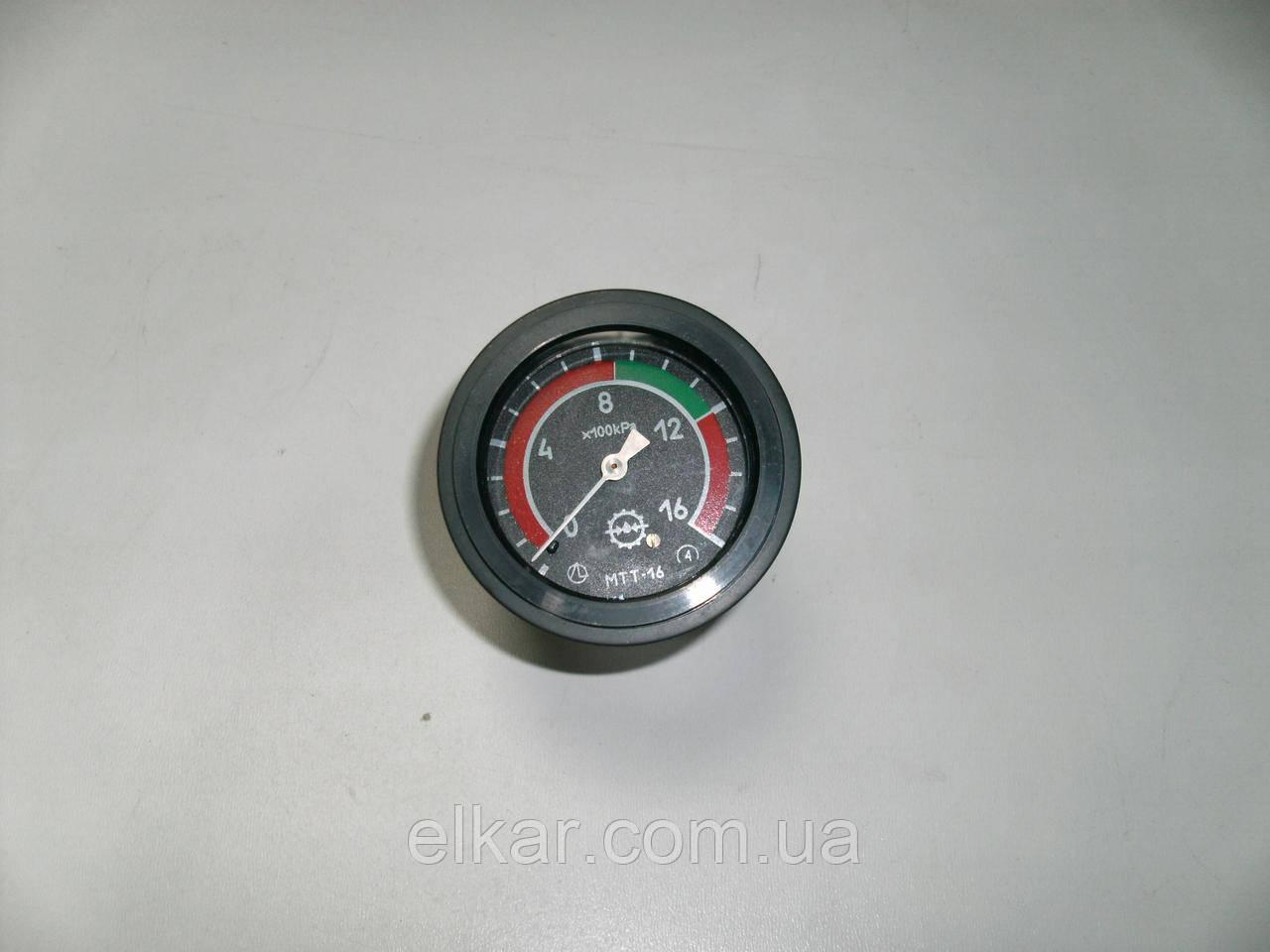 Покажчик тиску масла (16 атм.) Т-150, ХТЗ-17221 МТТ-16(вир-во Білорусь)