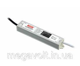 Блок питания 30W 12V герметичный premium Jinbo