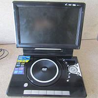 Автомобильный DVD компактный аккумуляторный с USB и картой памяти