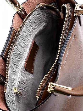 Жіноча сумка 901HK хаки, фото 2