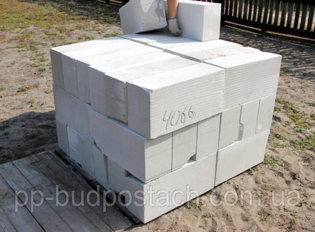 Газоблок ціни за штуку в Івано франківську