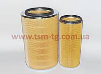 612600110540 Фильтр воздушный (комплект) на погрузчик XG955 ZL50G CDM855 ZL50F LG855