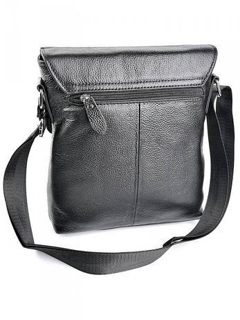 Мужская сумка 98089 черная, фото 2