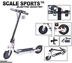 Электросамокат Scale Sports SS-11 Titan Белый 390794146
