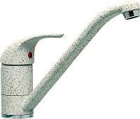 Смеситель для кухни Elleci Minerva grigio 55