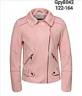 Куртка кожзам для девочек Glo-Story, фото 1