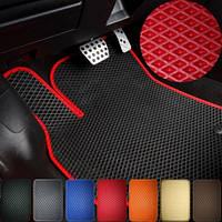 Автомобильные коврики EVA в багажник для VOLKSWAGEN Passat B6. Фольцваген Пассат Б6