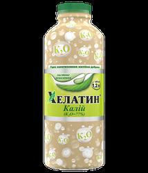 Хелатин Калий, 1,2 л — удобрение в хелатной форме, калийное