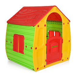 Детский игровой домик из пластика Starplay Magical House 10-561