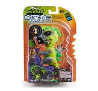 WowWee UNTAMED Radioactive Dinos Stegosaurus Whiplash Динозавр Інтерактивна іграшка Інтерактивна іграшка
