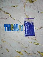 Блестки кондитерские 5 г синие глитер