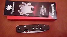 Складной нож Spyderco Smock C240CFP
