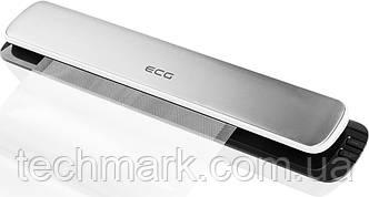 Вакуумный упаковщик ECG VS 110 B10 машинка вакууматор для продуктов, бытовой