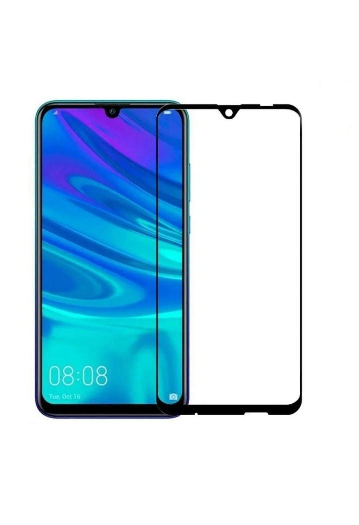 Захисне скло для Huawei P Smart 2019 Чорне