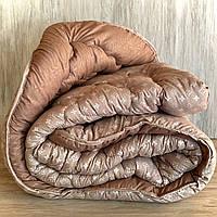 Одеяло двухспальное на холлофайбере Арда размер 175*215 см. | Ковдра на холлофайбері | Стеганое теплоео одеяло