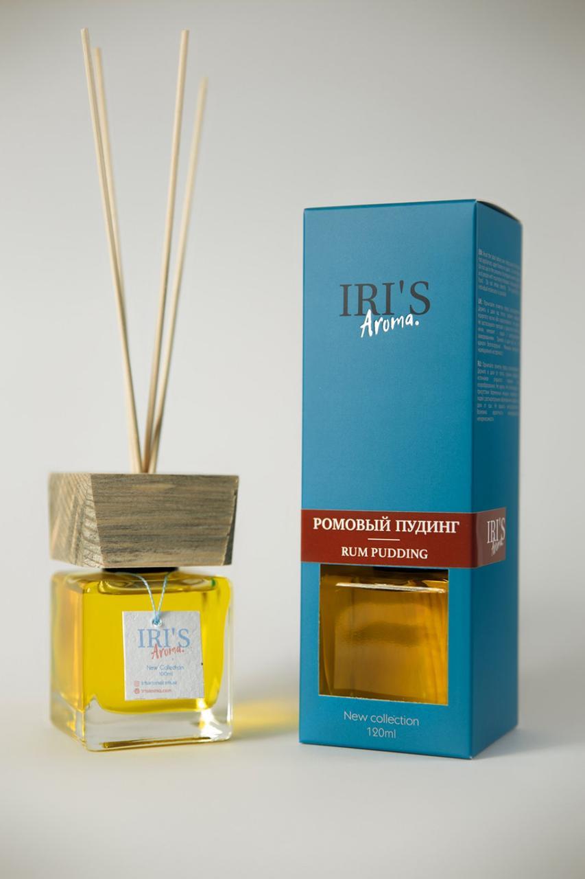Аромадиффузор для интерьера Iri'S Aroma -Rum Pudding