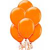"""Шары оранжевые пастель 12""""(30см)"""